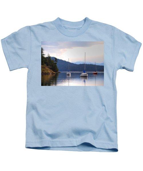 Cooper's Cove 1 Kids T-Shirt