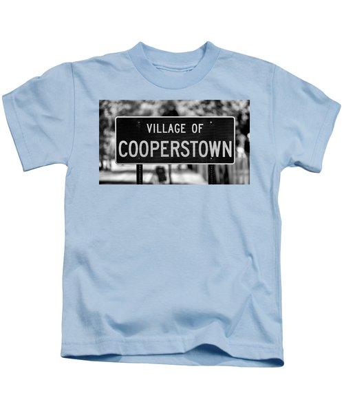 Cooperstown Kids T-Shirt