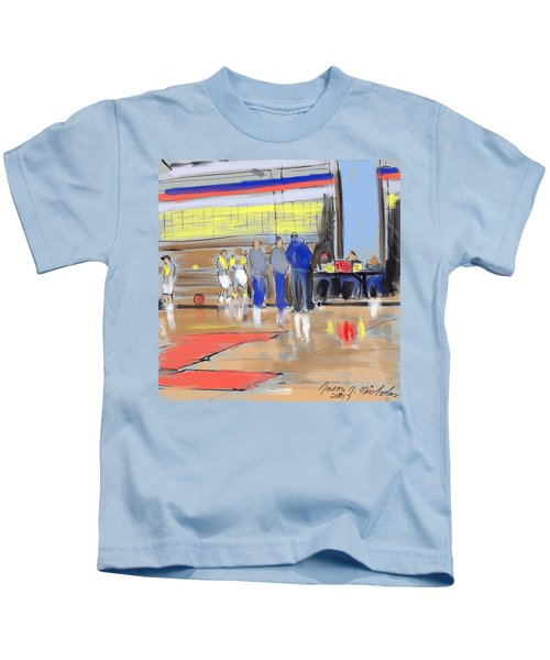 Court Side Conference Kids T-Shirt