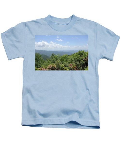 Craggy View Kids T-Shirt