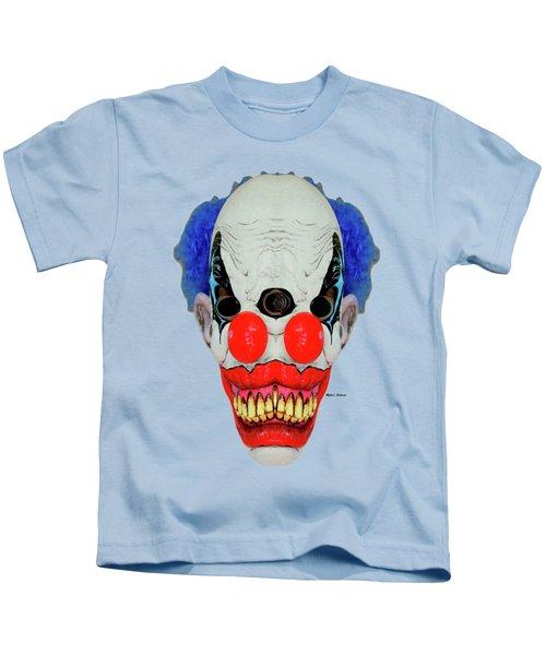 Creepy Clown Kids T-Shirt