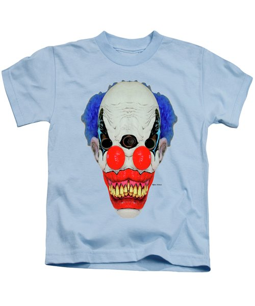 Creepy Clown Kids T-Shirt