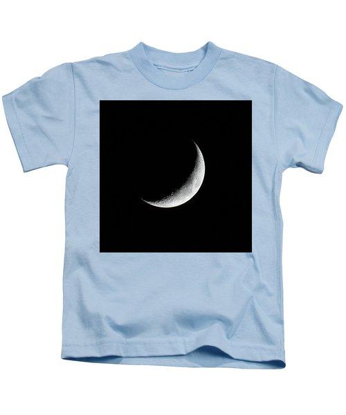 Crescent Moon Kids T-Shirt