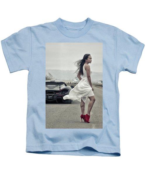 #cresta #p1 #print Kids T-Shirt
