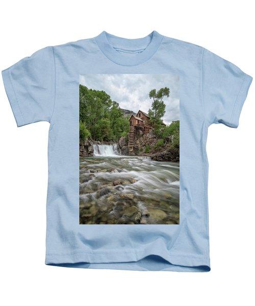 Crystal Mill Colorado 2 Kids T-Shirt