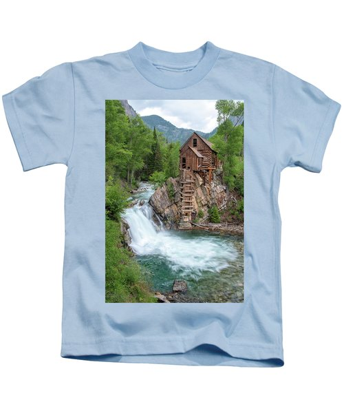 Crystal Mill Colorado Kids T-Shirt