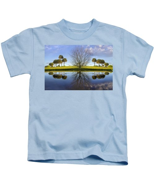 Crystal Waters Kids T-Shirt