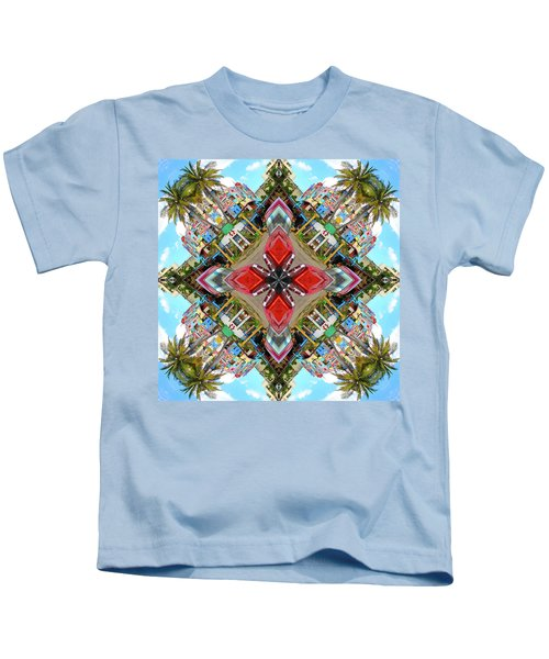 Cuban Kaleidoscope Kids T-Shirt