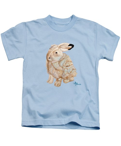 Cuddly Arctic Hare II Kids T-Shirt