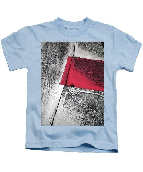 Curbs At The Canadian Formula 1 Grand Prix Kids T-Shirt