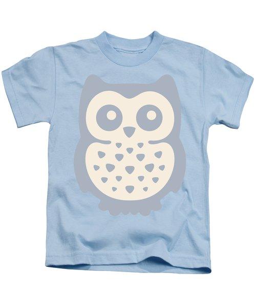 Cute Owl Kids T-Shirt