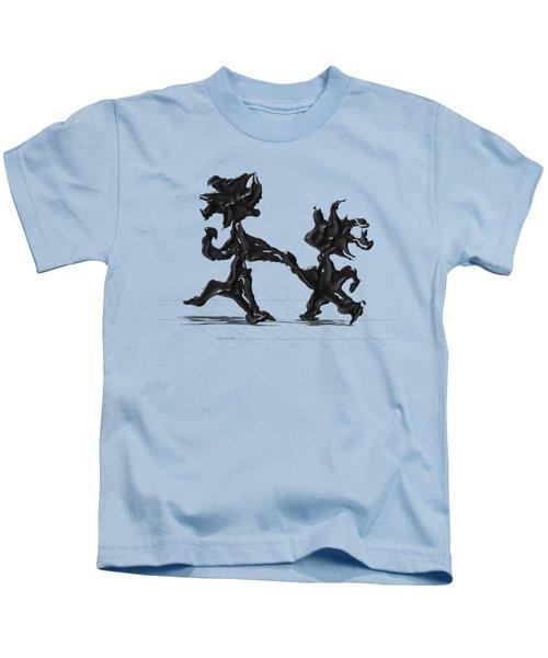 Dancing Couple 6 Kids T-Shirt