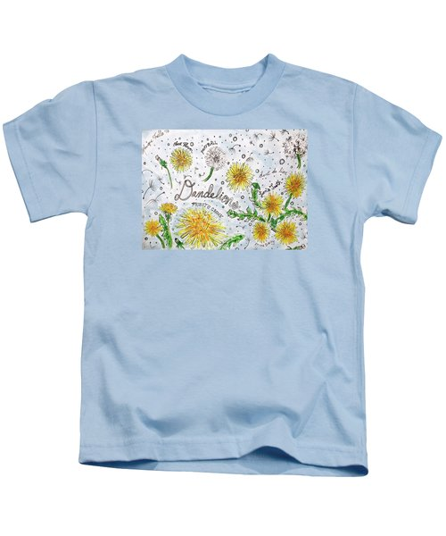 Dandelions Kids T-Shirt