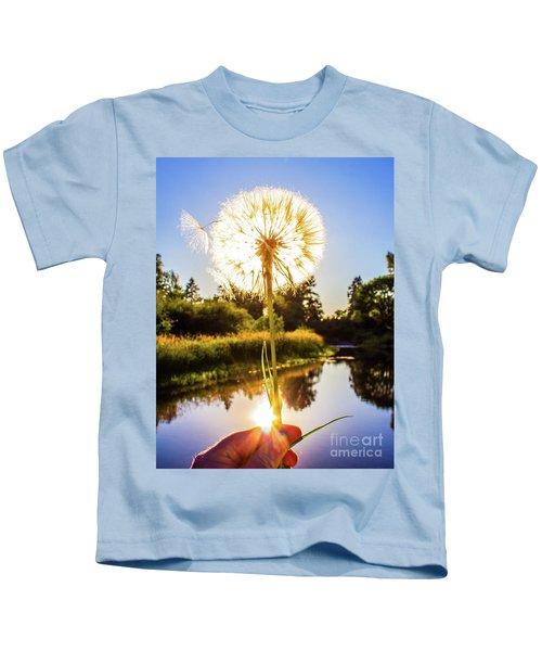 Dandy Lion Kids T-Shirt