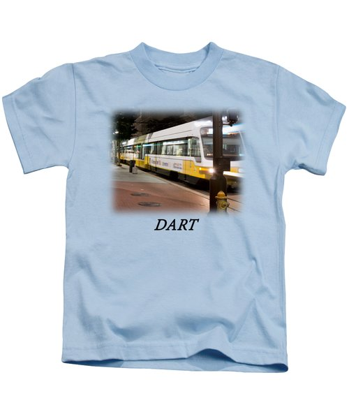Dart V2 T-shirt Kids T-Shirt by Rospotte Photography