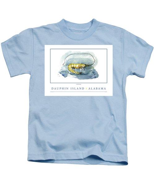 Dauphin Island, Alabama Kids T-Shirt