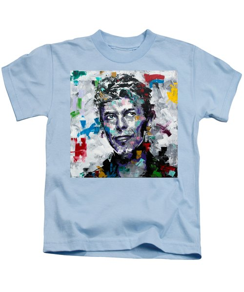 David Bowie II Kids T-Shirt