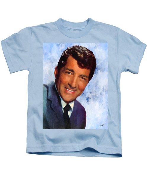 Dean Martin 02 Kids T-Shirt