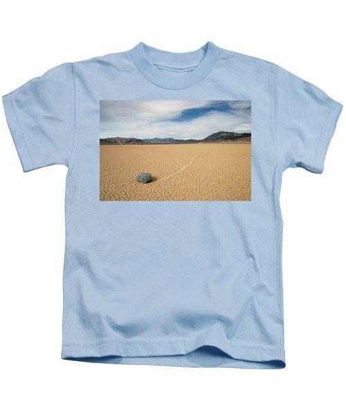 Death Valley Ractrack Kids T-Shirt