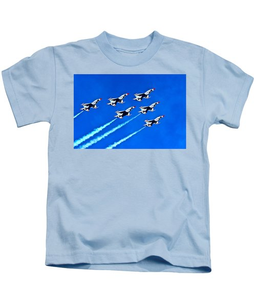 Delta Formation Kids T-Shirt