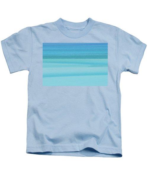 Depth Perception Kids T-Shirt