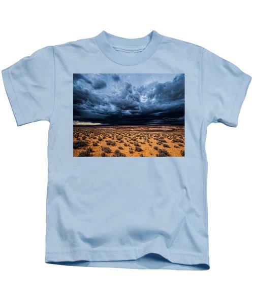 Desert Clouds Kids T-Shirt