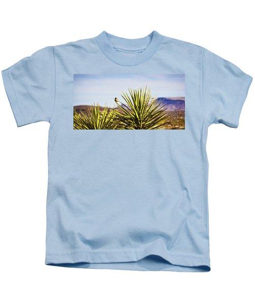 Desert Life Kids T-Shirt