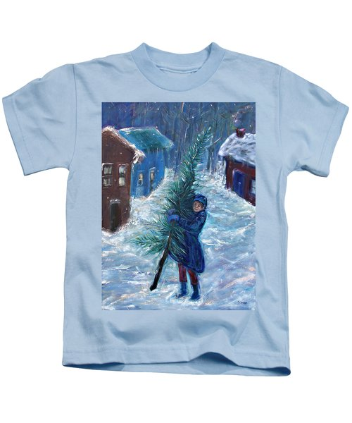 Dicken's Tale Kids T-Shirt