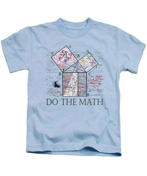 Do The Math Kids T-Shirt