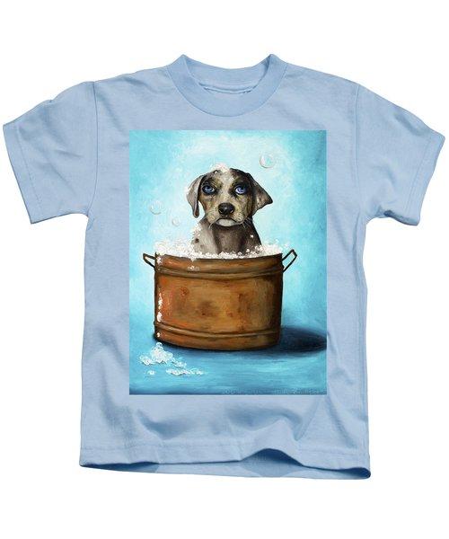 Dog N Suds Kids T-Shirt