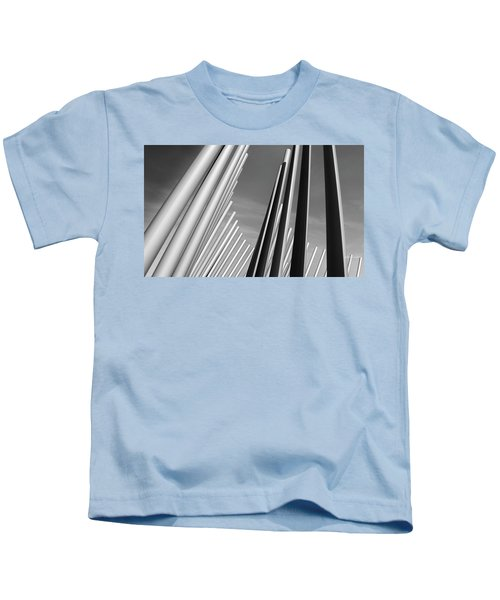 Domino Effect Kids T-Shirt