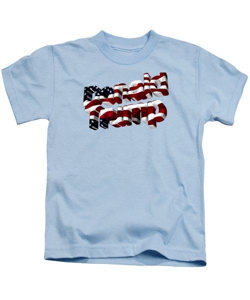 Donald Trump Kids T-Shirt