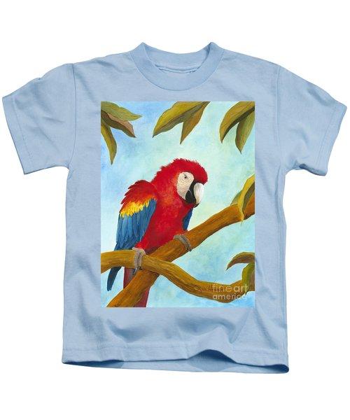 Dont Ruffle My Feathers Kids T-Shirt