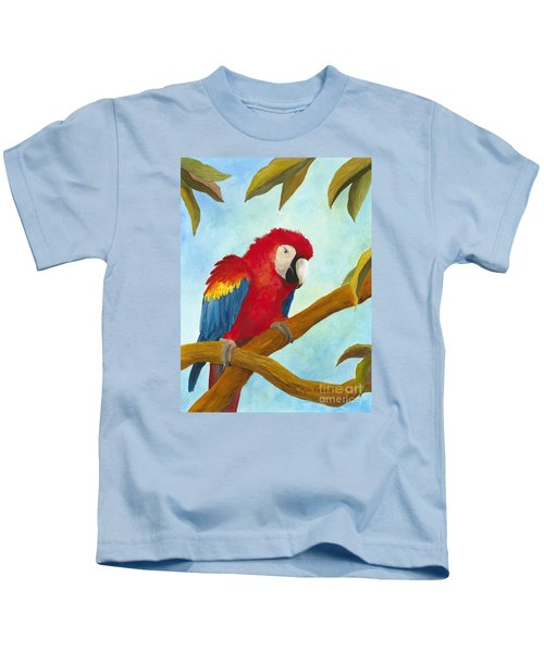 Dont Ruffle My Feathers Kids T-Shirt