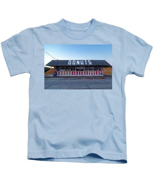 Donut Shop No Longer 3, Niceville, Florida Kids T-Shirt