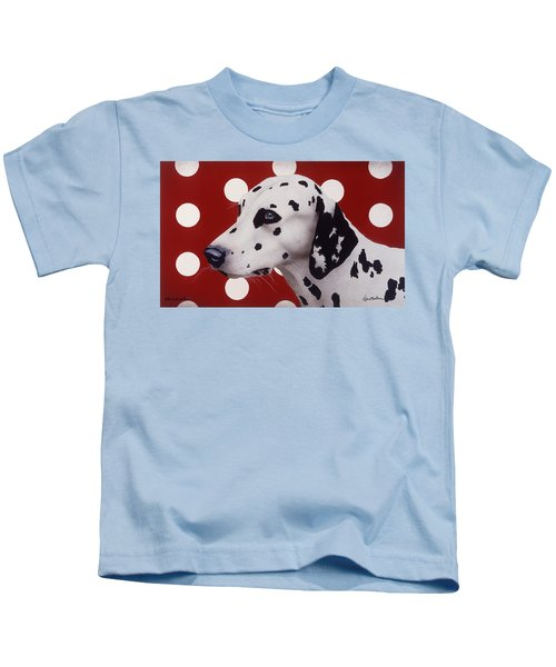 Dots And Spots... Kids T-Shirt