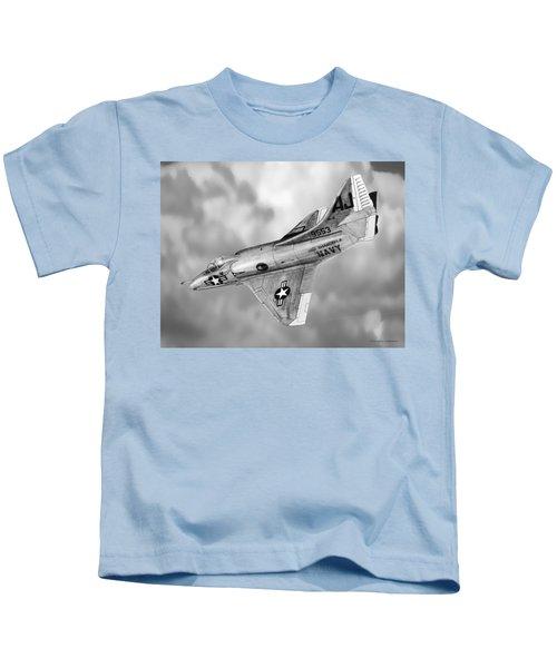 Douglas A-4c Skyhawk Kids T-Shirt