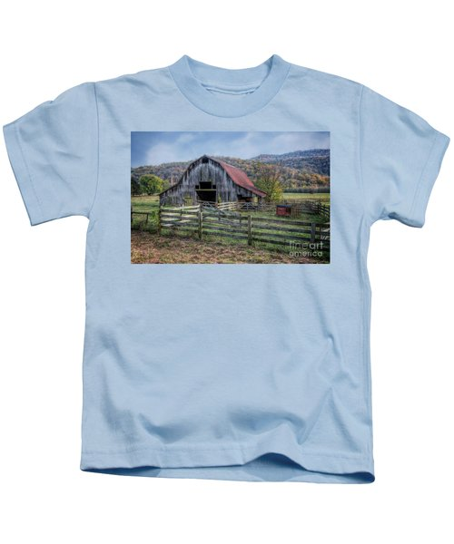 Down In The Valley Kids T-Shirt