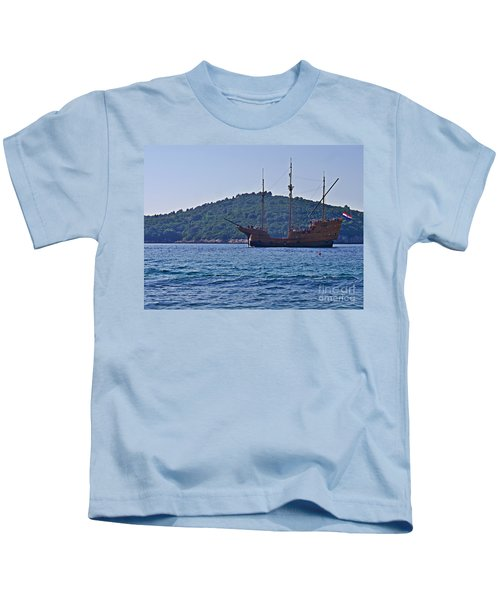 Dubrovniks Game Of Thrones  Kids T-Shirt