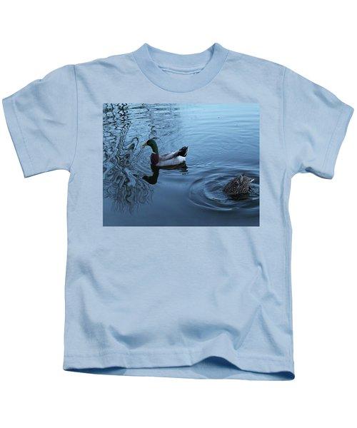 Mallard Duck Kids T-Shirt
