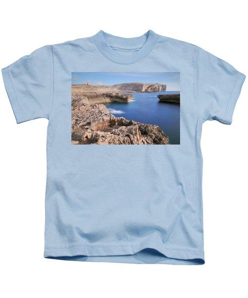 Dwejra Bay - Gozo Kids T-Shirt