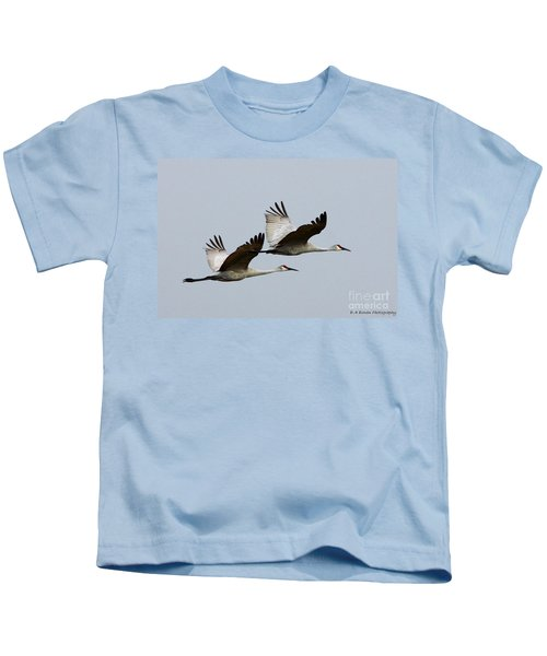 Dynamic Duo Kids T-Shirt