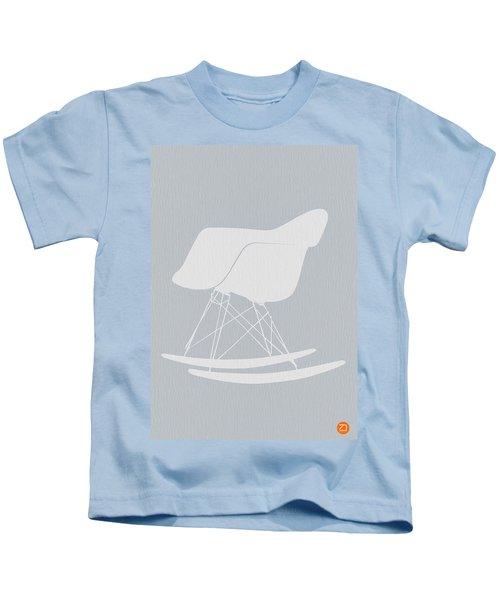 Eames Rocking Chair Kids T-Shirt