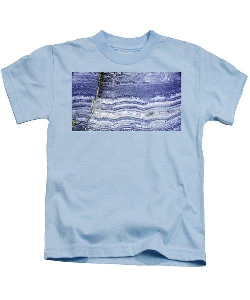 Earth Portrait 001-68 Kids T-Shirt