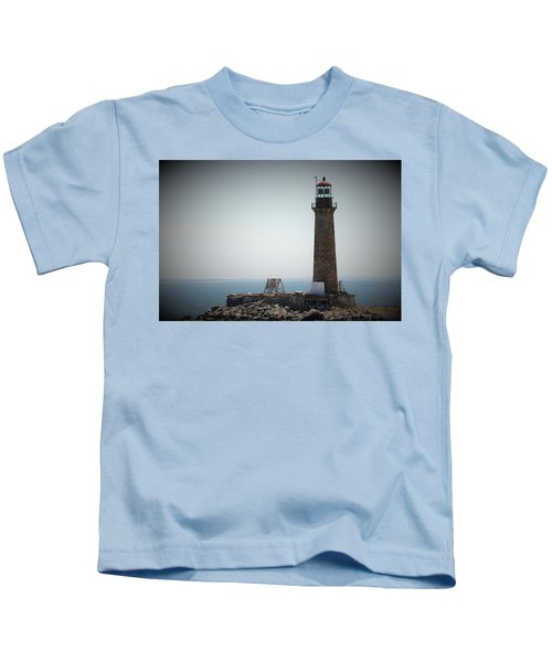 East Coast Lighthouse Kids T-Shirt