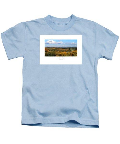 East Grinstead Kids T-Shirt