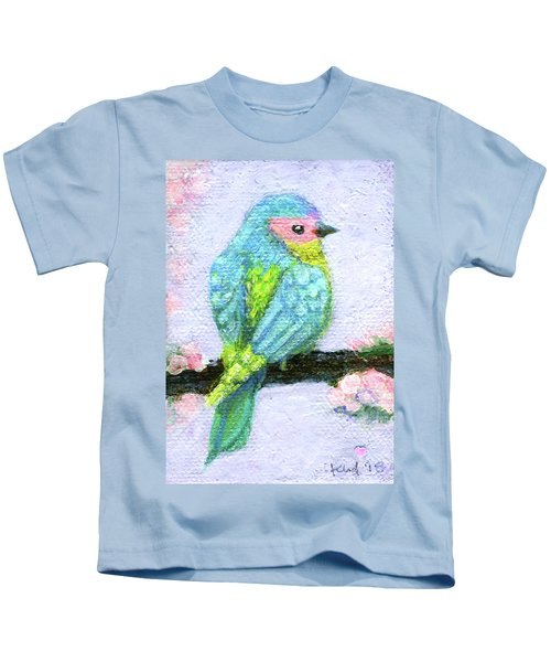 Easter Bird Kids T-Shirt