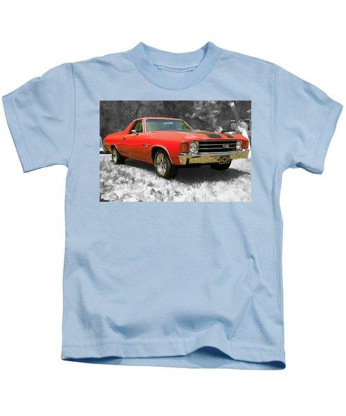 El Camino 1 Kids T-Shirt