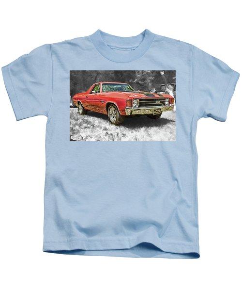 El Camino 2 Kids T-Shirt