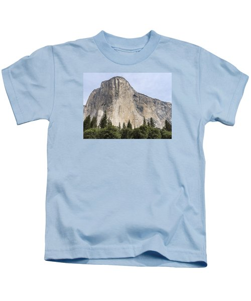 El Capitan Yosemite Valley Yosemite National Park Kids T-Shirt